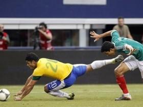 Бразилия - Мексиика