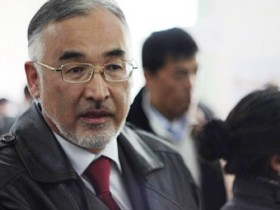 Депутат парламента Киргизии