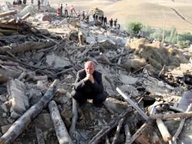 траур в Иране