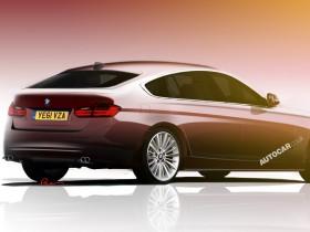 BMW, 3-серия, GT