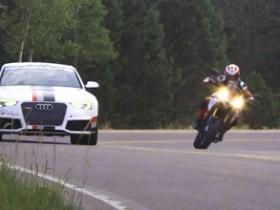 Audi и Ducati