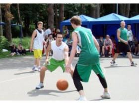 Баскетбол 3 на 3
