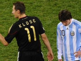 Германия – Аргентина