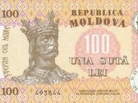 Молдова, деньги