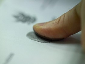 отпечатки,пальцев