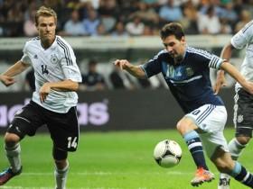 Аргентина,Германия,Месси