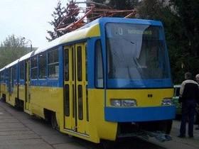 трамвай,