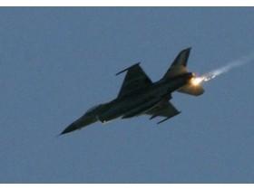 В Бельгии  разбился истребитель F-16