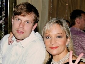 Буланова с мужем