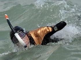 пловец-инвалид