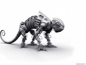 робот-хамелеон