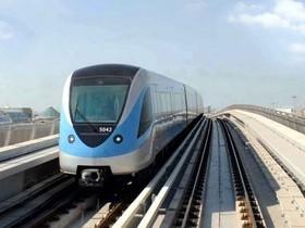 метро, Дубай