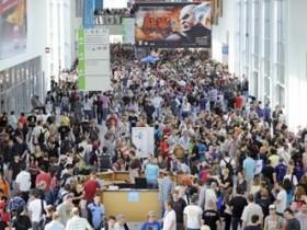 выставка,GamesCom