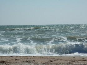 море в Бердянске