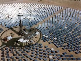 солнечная,электростанция