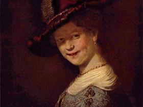 жена Рембрандта