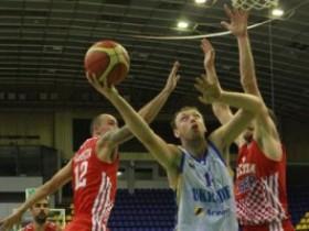 Украина - Хорватия,баскетбол,Евробаскет