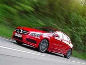 Mercedes-Benz A-класс.