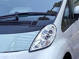 Mitsubishi,i,MiEV,электромобиль