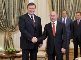 янукович,,Путин,