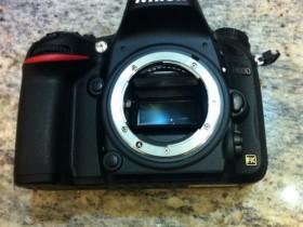 Свежие компоненты о полнокадровой отражающей камере Nikon D600