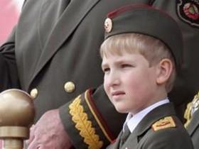 сын лукашенко