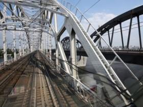 Дарницкий,мост