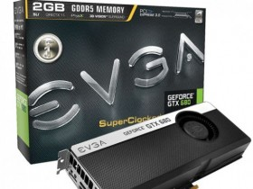 EVGA GeForce GTX 680 SC Signature