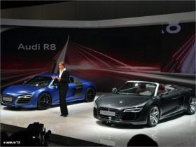 • Audi R8