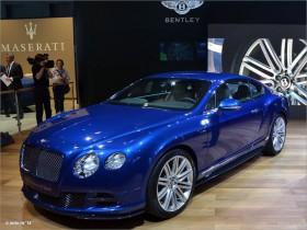 Bentley Continenta