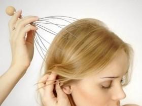 массаж,головы