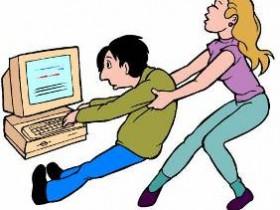 Интернет, зависимость