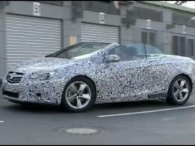 кабриолет Opel Astra
