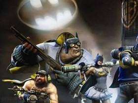 Gotham,City,Impostors
