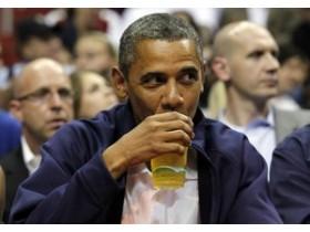 Обама,
