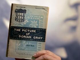 Портрет Дориана Грея, книга