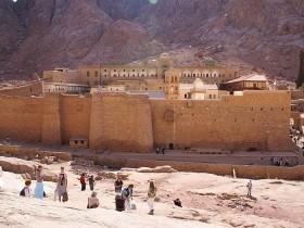 монастырь,Святой,Катерины