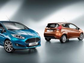 Новая Ford Fiesta
