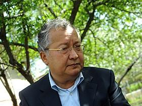 Жаныбек Бакиев