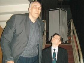 самый,высокий,Человек