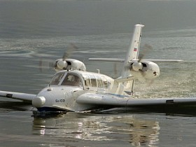 Бе-103, самолет-амфибия
