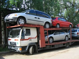 иностранные автомашины