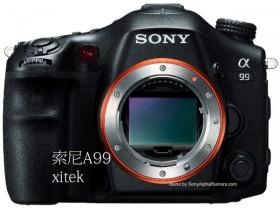 SLT-камера Сони Alpha A99