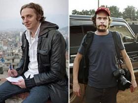 шведские журналисты