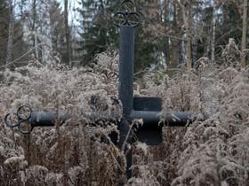крест,могилка