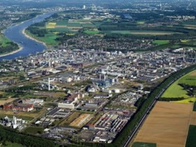 промышленная зона