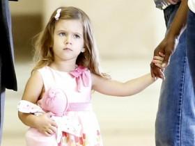 Дочь Мела Гибсона превзошла собственной красой Сури Круз! (Фото)