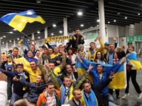 болельщики украинцы