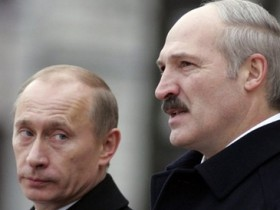 Путин,лукашенко