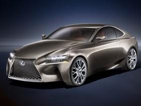 купе LF-CC,Lexus